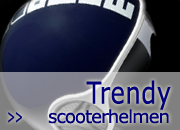 Trendy scooterhelmen