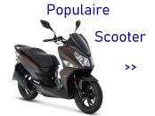 Vergelijk scooterverzekeringen